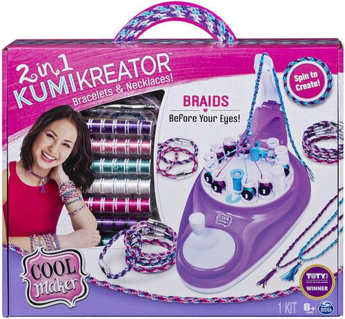 Cool Maker 2 In 1 Kumi Kreator Deluxe