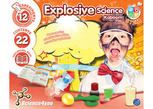 Science4you - kaboom science/explosive science