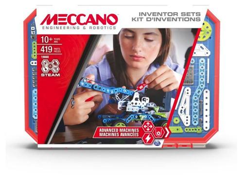 Meccano Set 7 - Advanced Machines