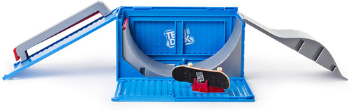 TECH DECK TRANSFORMING STREET CONTAINER