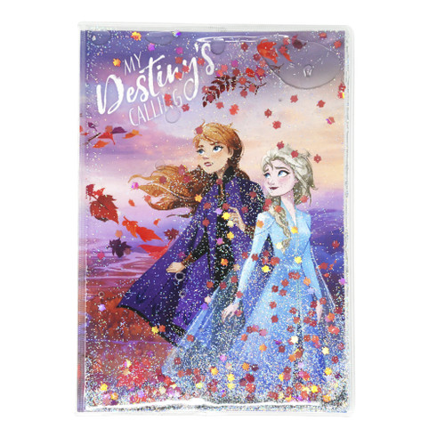 Frozen 2 Anna And Elsa Glitter Diary