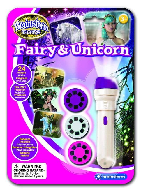 Torch & Projector - Fairy & Unicorn