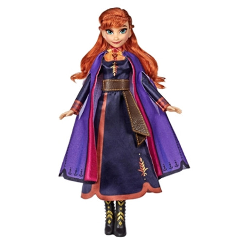 Frozen 2 - Singing Anna