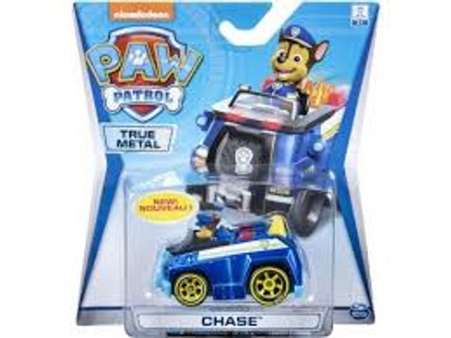 Paw Patrol Diecast Vehicles - Chase
