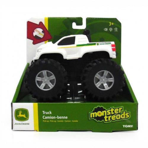 John Deere Monster Threads L&s Pick-up Truck