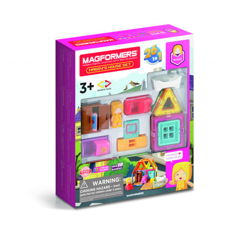 Magformers - Maggies House 33 Set