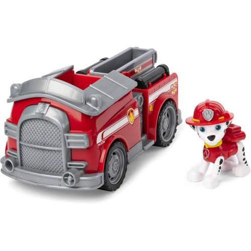 Paw Patrol Value Basic Vehicle - Marshall Fire Engine