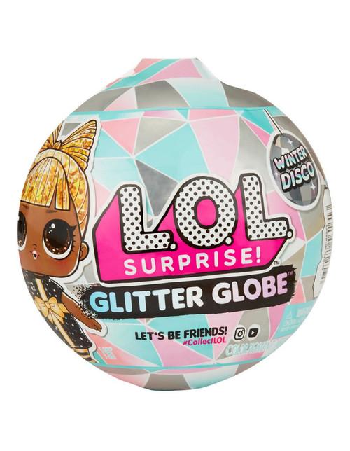 Lol Surprise Holiday Glitter Globe