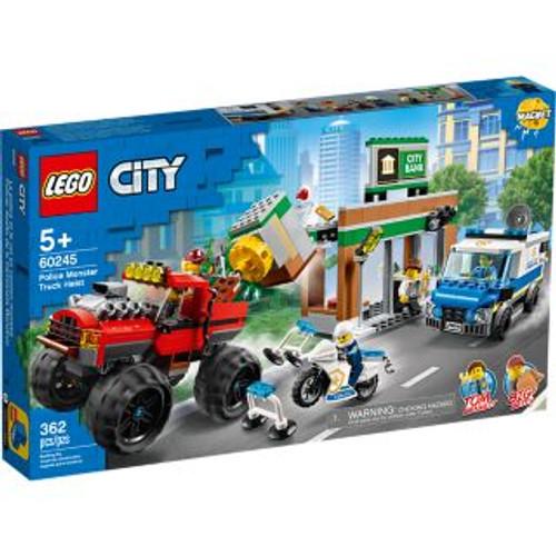LEGO CITY - POLICE MONSTER TRUCK HEIST