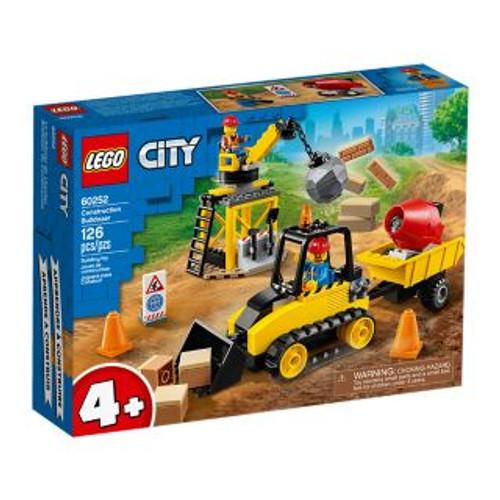 LEGO CITY - CONSTRUCTION BULLDOZER