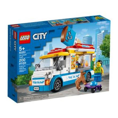 LEGO CITY - ICE CREAM TRUCK
