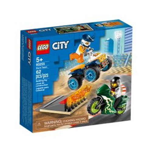 LEGO CITY - STUNT TEAM
