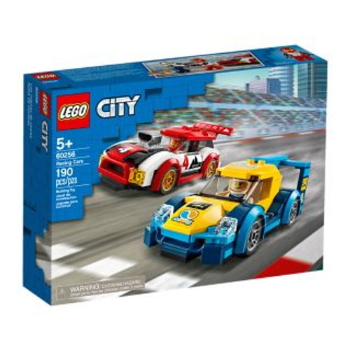 LEGO CITY - RACING CARS