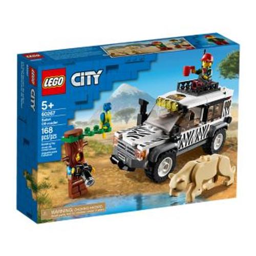 LEGO CITY - SAFARI OFF-ROADER