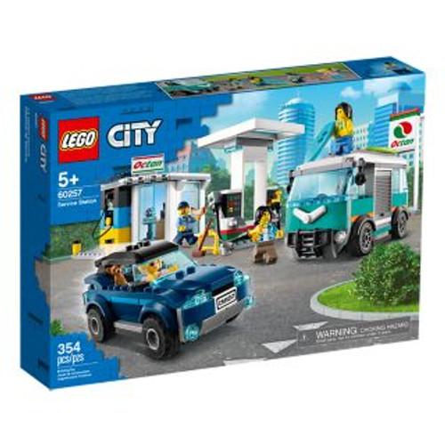LEGO CITY - SERVICE STATION
