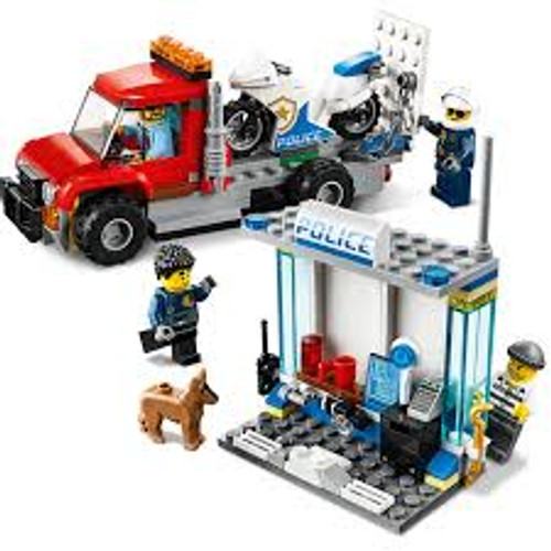 LEGO CITY - POLICE BRICK BOX