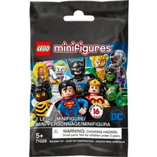 LEGO MINIFIGURES - DC SUPER HEROES