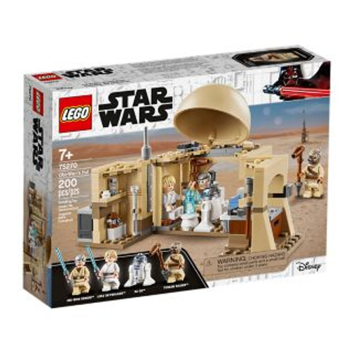 LEGO STAR WARS - OBI-WANS HUT