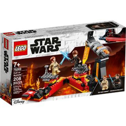 LEGO STAR WARS - DUEL ON MUSTAFAR