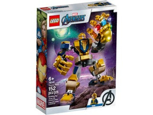 Lego Super Heroes - Thanos Mech