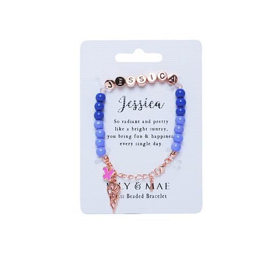 Beaded Bracelet -jessica