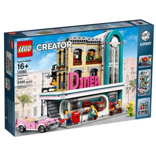 LEGO CREATOR EXPERT - DOWNTOWN DINER
