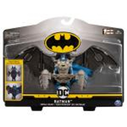 Batman Deluxe Figures 4 Inch Mega Gear - Batman