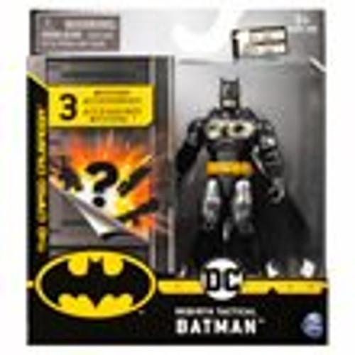 Batman 4 Inch Figure With Accessories - Batman