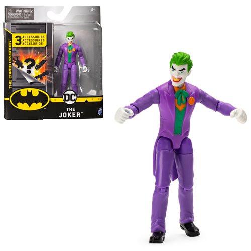 Batman 4 Inch Figure With Access0ries - The Joker