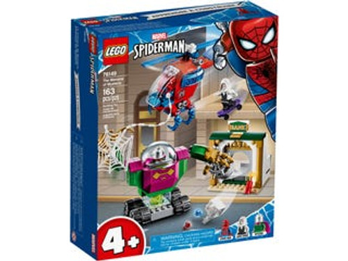 LEGO SUPER HEROES - THE MENACE OF MYSTERIO