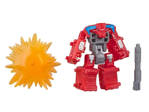 Transformers gen earthrise wfc battle master - smashdown