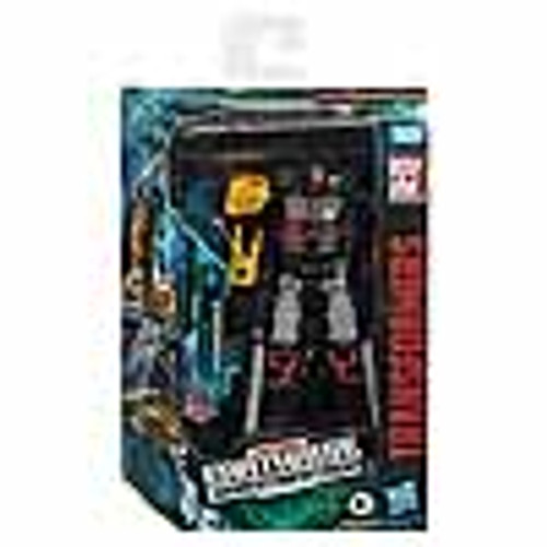 Transformers gen wfc earthrise deluxe - ironworks