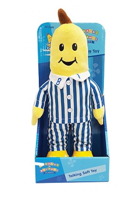 Bananas In Pyjamas - B1 Classic Taliking Soft Toy (30cm)