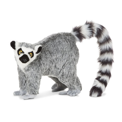 M&d large plush - lemur