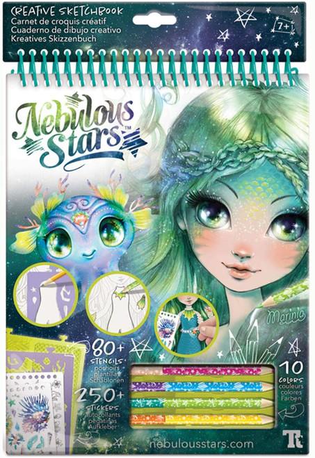 Nebulous stars - marinia sketchbook