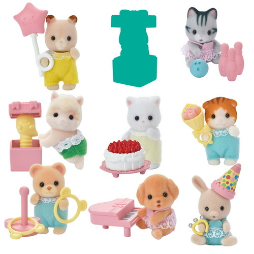 Sf - baby party series blind bag