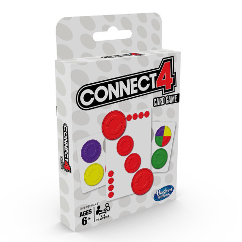 Classic card game - connect 4