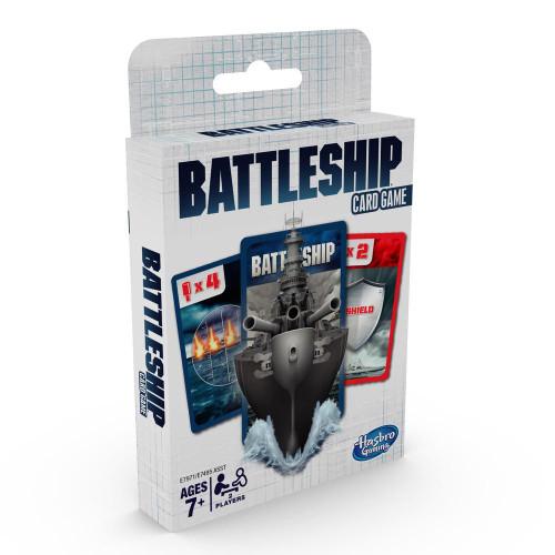 Classic card game - battleship