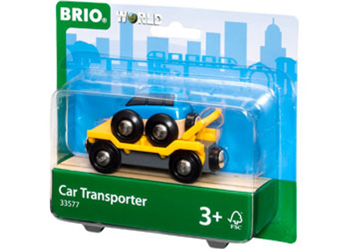 Brio - Car Transporter 2 Pieces