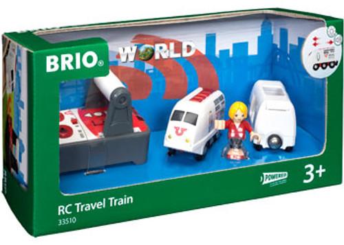 Brio - Rc Travel Train 4 Pieces