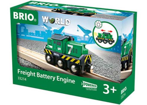 Brio - Freight Battery Engine