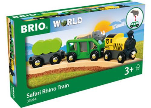 Brio - Safari RhinoTrain
