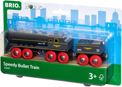 Brio - Speedy Bullet Train 2 Pieces