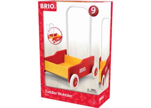 Brio - Toddler Wobbler Cart