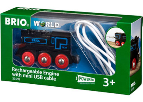 Brio - Rechargeable Engine With Mini Usb Cable