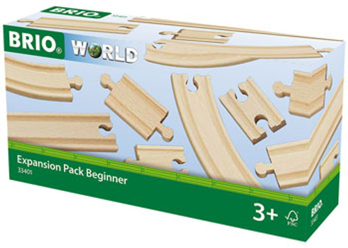 Brio - Expansion Pack Beginner 11 Pieces
