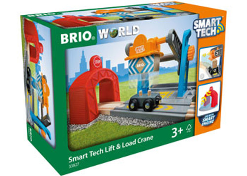 Brio - Smart Tech Smart Lift & Load Crane