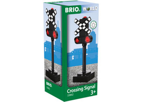 Brio - Tracks Crossing Signal