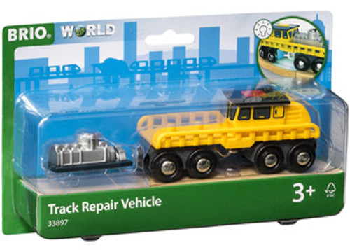 Brio - Track Maintenance Vehicle