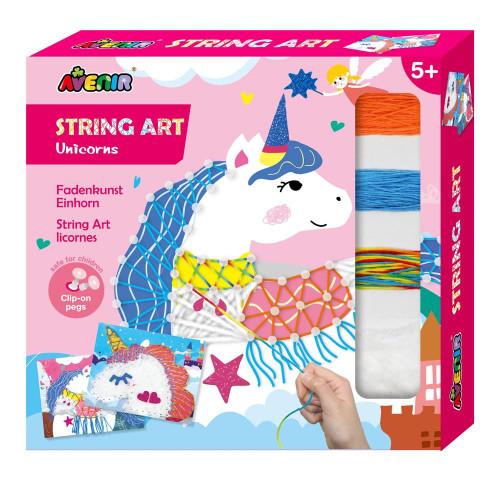 String Art - Unicorn